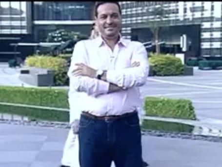 Chef Osama at Armani Hotel