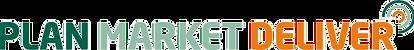 Plan Market Deliver logo