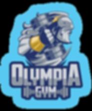 Logo Palestra Olympiagym Iglesias (CI)