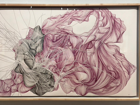Award-Winning Artwork: The Process is the Point