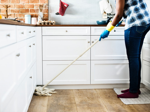 Tips to Keeping a clean apartment in NYC