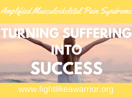 Turning Suffering into Success