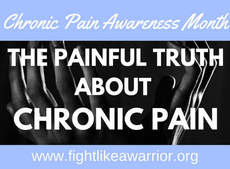 The Painful Truth About Chronic Pain