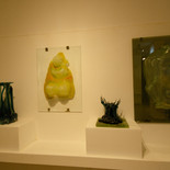 מוזיאון הזכוכית ערד - פסל זכוכית - פסלים
