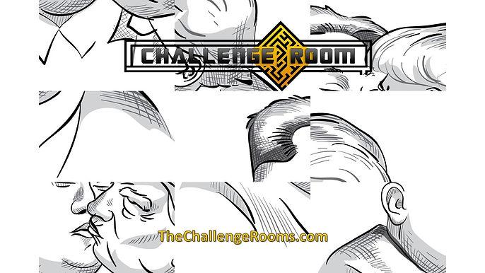 חדרי הבריחה של ירושלים - חיה מאתגרת 1