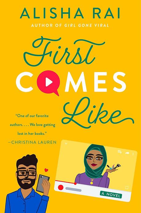 Alisha Rai FirstComesLike_jacket image.j