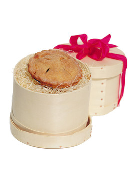 Mother's Day Apple Pie