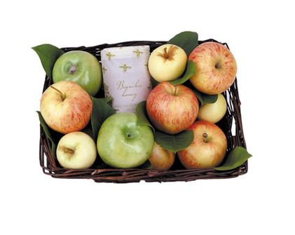 Rosh Hashanah Apples and Honey