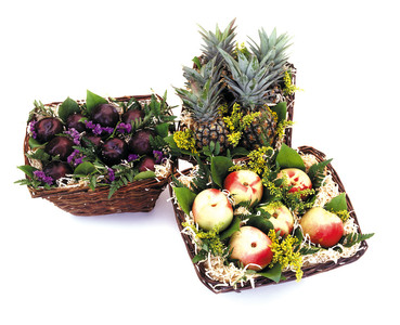 Fruit-Of-The-Month Baskets