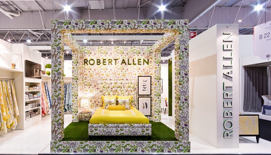 Creative direction and execution of experiential design, tradeshow booths and trade show collateral