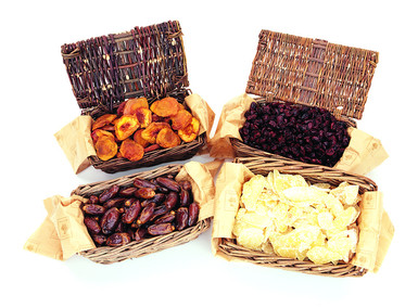 Dried Fruit Add-ons