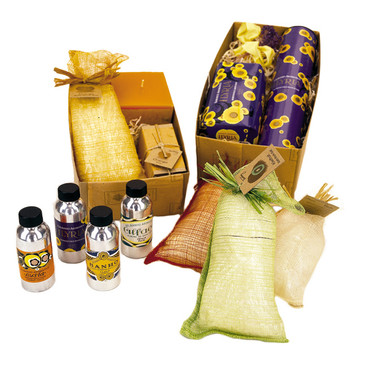 Assortment of Bath Products