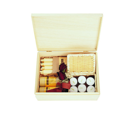 Deluxe Candle Box