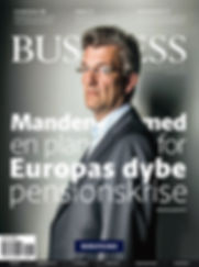 Forside - Berlingske Business Magasin 2013
