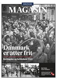 Berlingske Magasin 2015- Krigstillæg 30 sider (forside)