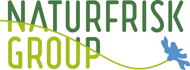 Logo - Naturfrisk Group - Økologisk drikkevarer