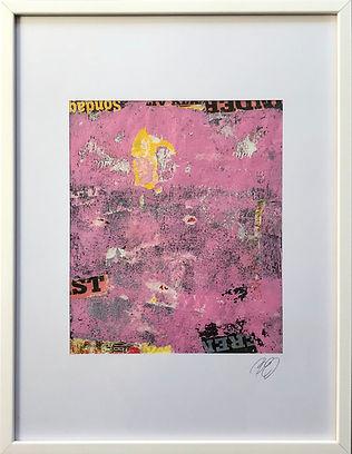 32 x 42 collage (500,- dk)
