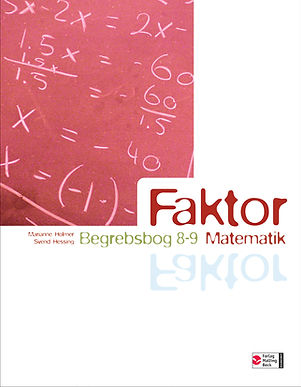 Forside af matematikbogssystem - Forlag Malling Beck
