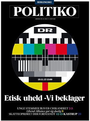 Forside - Berlingske Politiko 2013