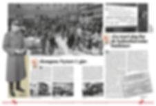 Vinder af European Newspaper Award 2015for bedste avisdesign i kategorien Historisk tillæg
