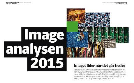 Berlingske Nyhedsmagasin 2015 Imageanalysen