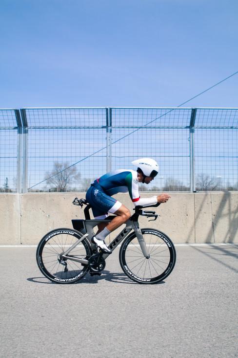 Road Bike Triathlon Preparation