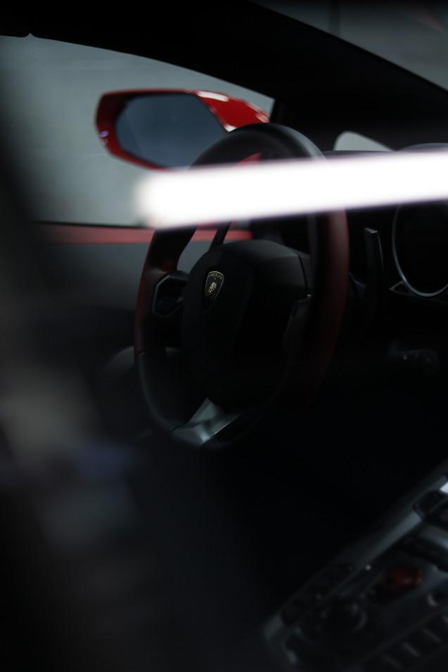 Lamborghini Aventador by BTC