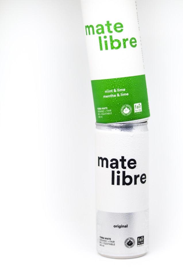 Mate Libre by BTC