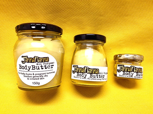 All Purpose Body Butter