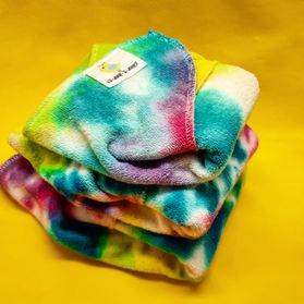 Tie Dye Prefolds