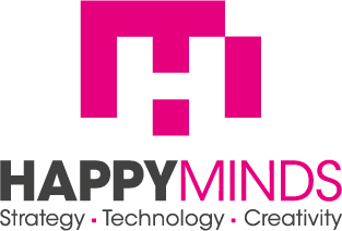 Happy Minds Agency - logo