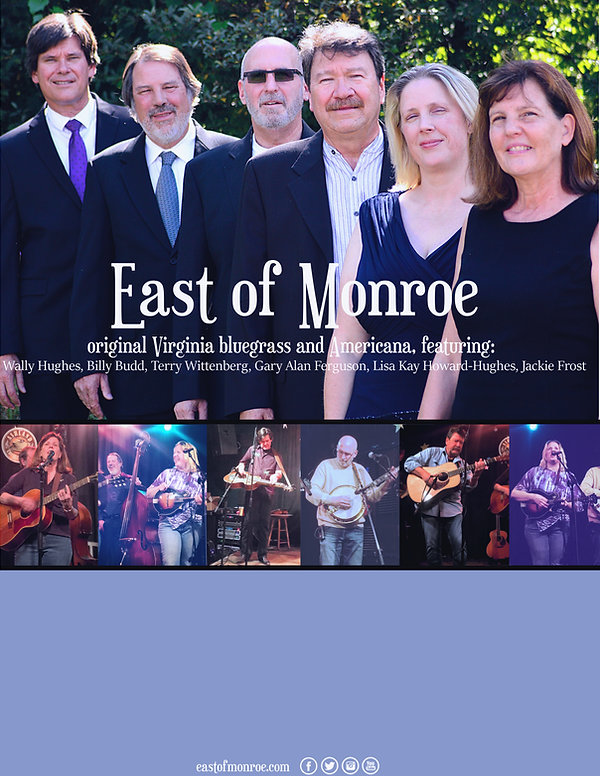East of Monroe Promo Poster
