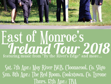 Announcing our Ireland tour!