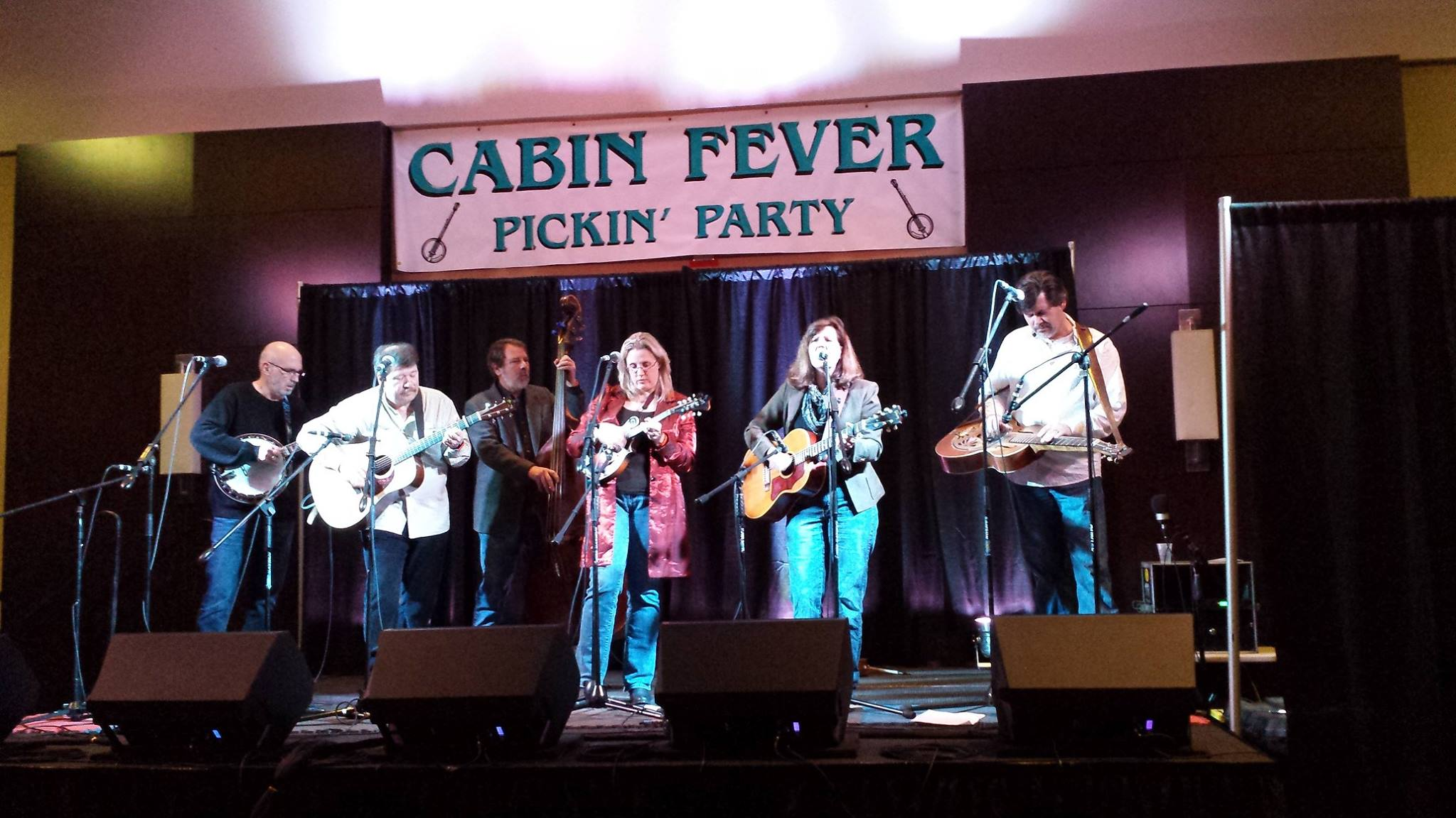 Cabin Fever Pickin' Party