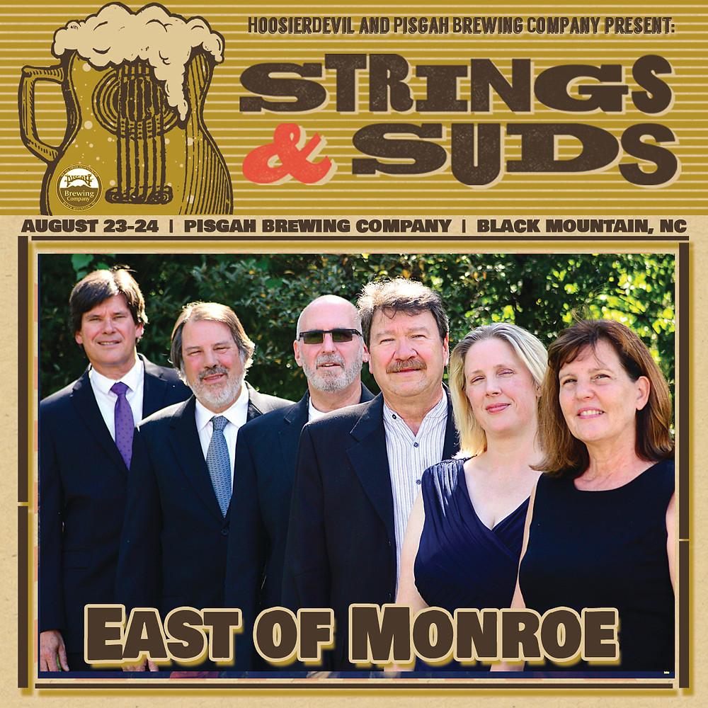 East of Monroe at Strings & Suds