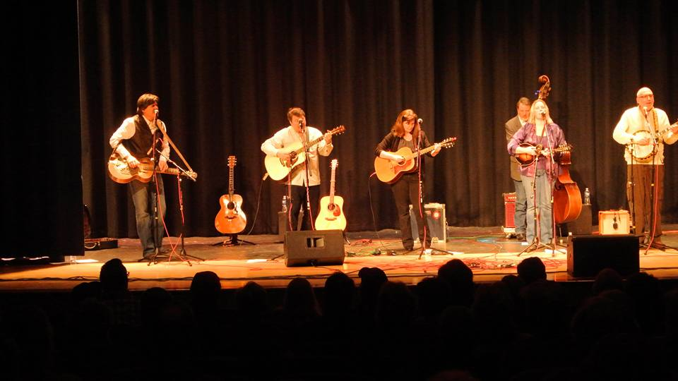 Berryville Bluegrass Series