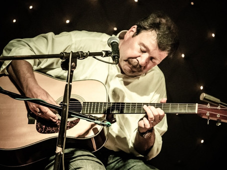 Gary Alan Ferguson selected for IBMA Songwriters Showcase