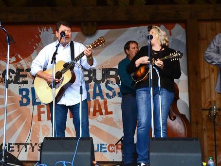 EOM at Gettysburg Bluegrass Festival