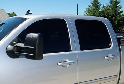 truck window tint