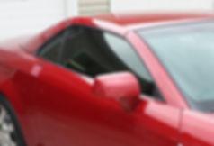 car window tint