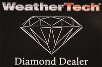 weathertech diamond dealer