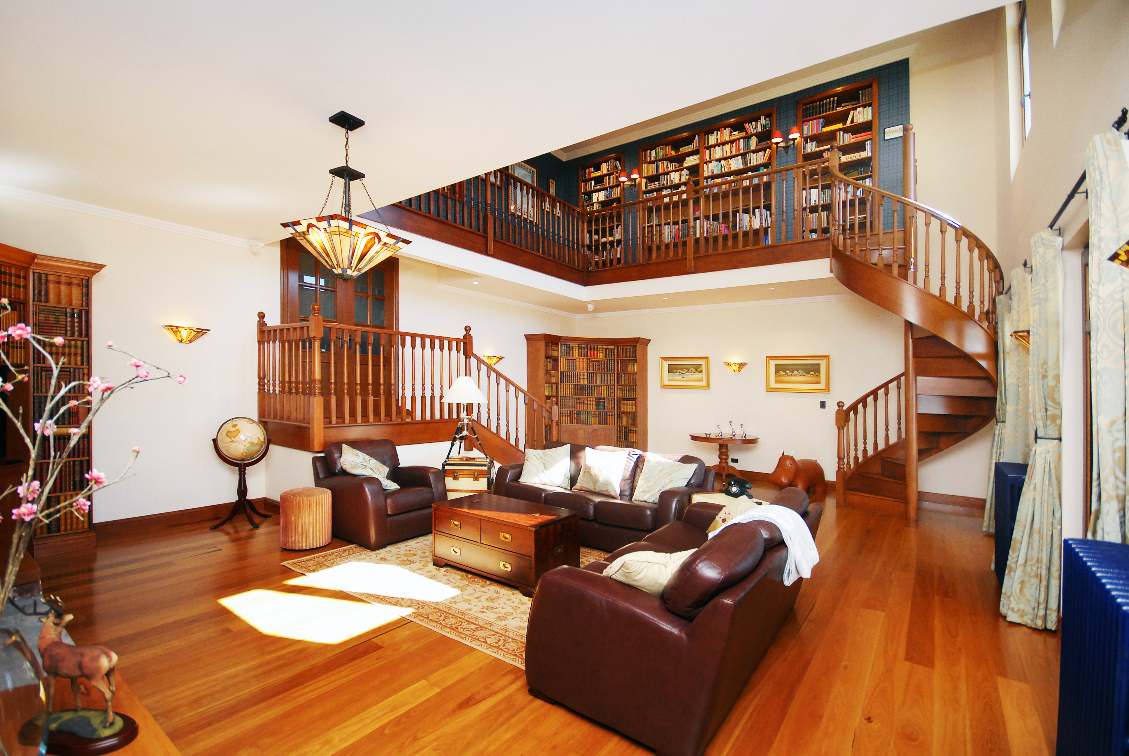 Traditional English Manor