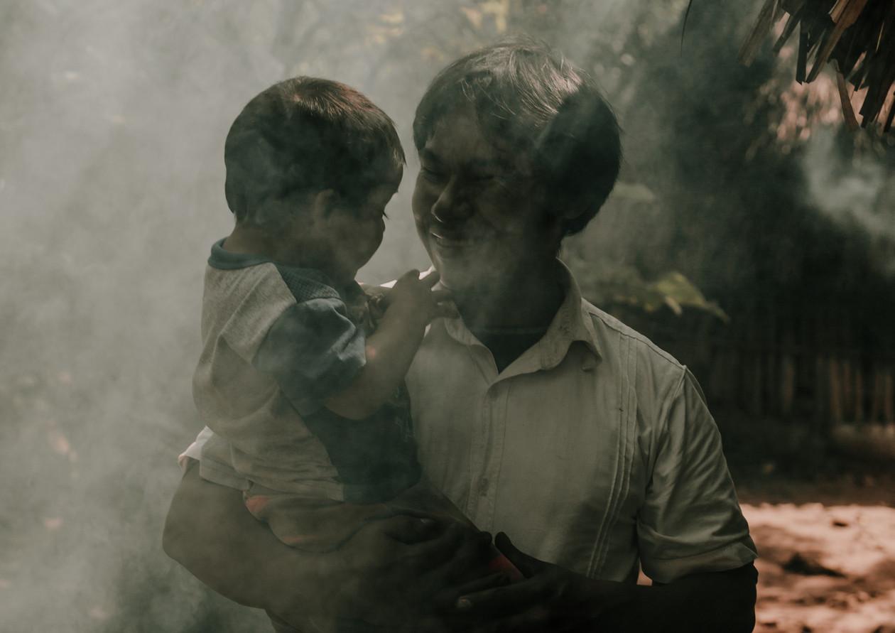 Father & Son: Efrain