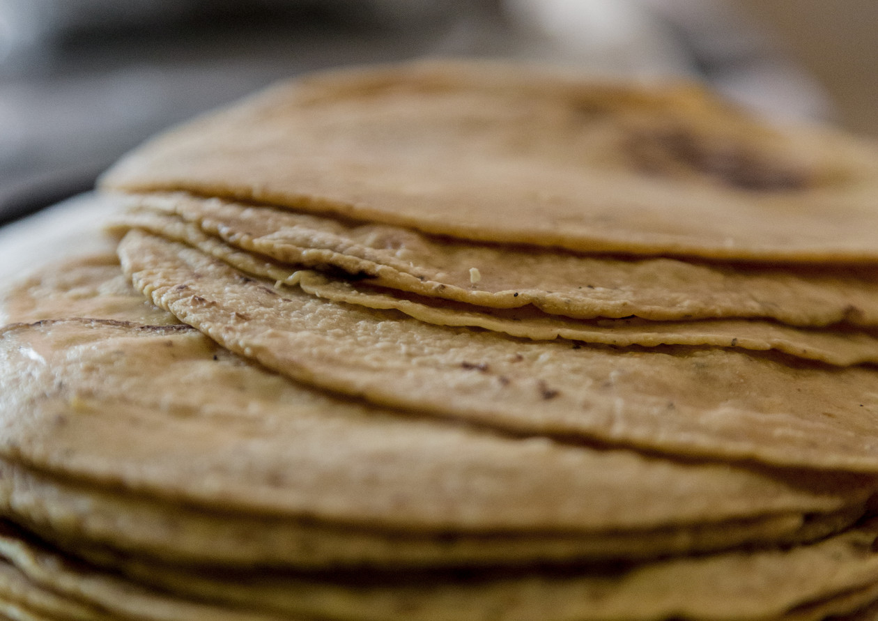 Hand-made Tortillas