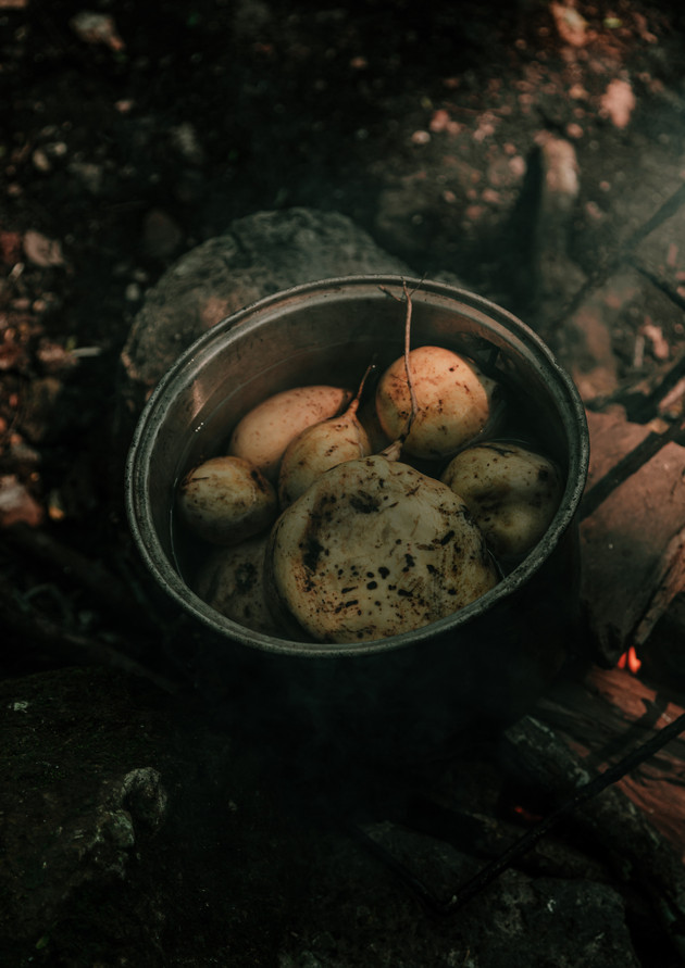 Cooked Yamabeans