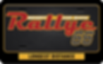 Rallye Productions License Plate Award.png