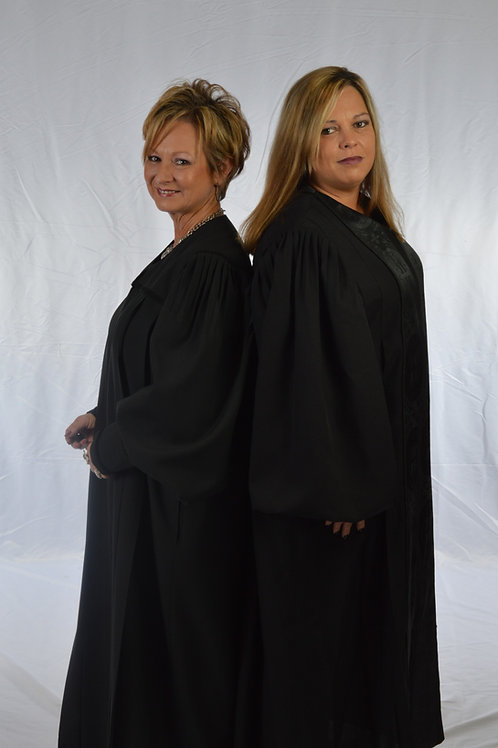 Judicial Robes for Women