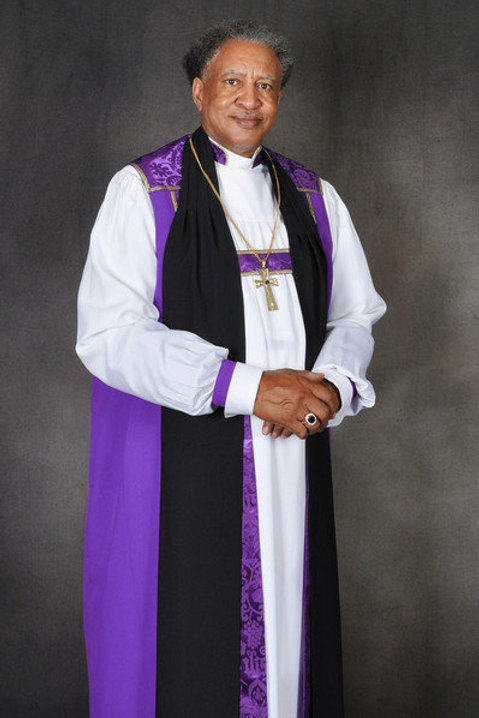 Full Bishop Vestment Visa