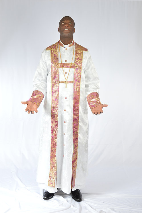 3- Piece Bishop Vestment