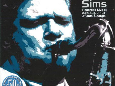 Zoot Sims in Atlanta - 1981
